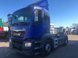 cab over engine MAN TGS 18.320 / EURO 6 / 4X2 2014