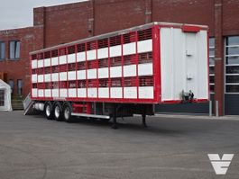 livestock semi trailer General Trailers Gen. Trail. Guitton 3Stock Livestock trailer 2003
