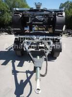 chassis trailer Kögel 2-Achs Wechselfahrgestell, BDF-System, R22,5' 2019