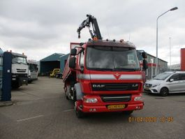 tipper truck > 7.5 t DAF FAN LF55 2010