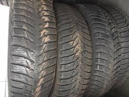 Tire set truck part Pirelli goodyear snowcontrol185/65r14
