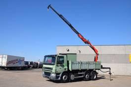 crane truck DAF CF75- 250  FASSI F120  Bouwjaar 2016 2003