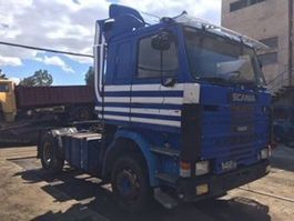 Cab part truck part Scania 142 1982