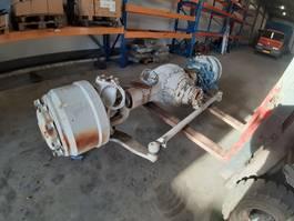 Front axle truck part Ginaf Sissu vooras compleet Voor een Ginaf