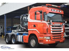 cab over engine Scania R 620, Full Steel, Manuel, Retarder, Euro 4, Highline, Truckcenter Apeld... 2008