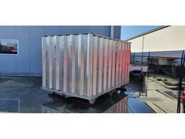 sanitary container ** watertank rvs 15m3 2008