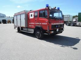 army truck Mercedes Benz Brandbil Mercedes 1120 4x2 1120 1986
