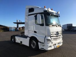 cab over engine Mercedes Benz SOM FABRIKSNY 1840 ACTROS IV LS 4X2 LOW 2017