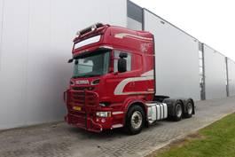 cab over engine Scania R520 V8 6X4  RETARDER EURO 6 2014