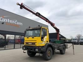 crane truck Iveco MP135E23 4x4 CRANE 1999
