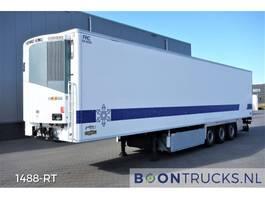 refrigerated semi trailer Chereau INOGAM | THERMOKING SLX300 * TOP CONDITION 2011