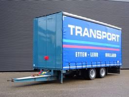 sliding curtain trailer Groenewegen DRE-9-9 / DOORLAADSYSTEEM / SCHUIFZEILEN / 2004