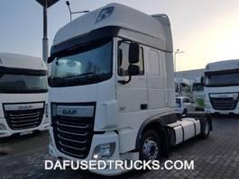 mega-volume tractorhead DAF FT XF460 LOW DECK 2016