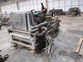 Engine truck part Volvo TD162FL