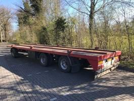 drop side full trailer Vogelzang 868 1996