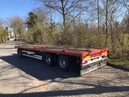 drop side full trailer GS Meppel AI 2800 1999