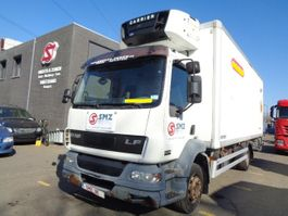 refrigerated truck DAF 55 LF 220 CARRIER SUPRA 750 2006