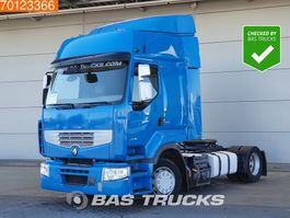 cab over engine Renault Premium 460 4X2 Retarder 2x Tanks Euro 5 2011