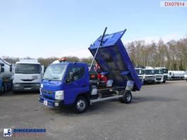 tipper truck > 7.5 t Mitsubishi Fuso Canter 7C15 4x2 RHD tipper 2014