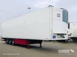 refrigerated semi trailer Schmitz Cargobull Vries Standard Hydr. laadklep 2014