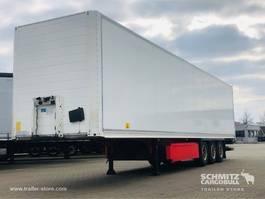 closed box semi trailer Schmitz Cargobull Kasten Standard Hydr. laadklep 2015