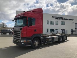 container truck Scania R440 2012