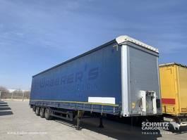 sliding curtain semi trailer Schmitz Cargobull Schuifzeil Mega Zijdeur beide zijden 2015