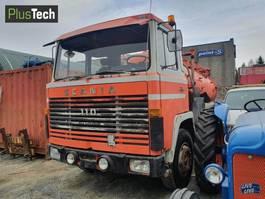 tank truck Scania 110 1973