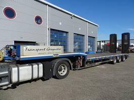 semi lowloader semi trailer Nooteboom OSD-48-03/L SEMI-TRAILER 2008