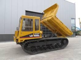 tracked dump truck Mitsubishi Caterpillar / LD1000B 1999