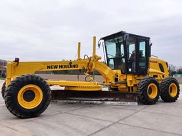 grader New Holland RG200B New tires / good working condition 2007