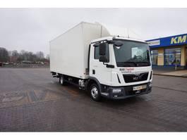 samochód do przewozu kontenerów MAN 8.180 4X2 BLS 2016