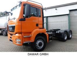 cab over engine MAN TGS 26.440 6x6 Hydrodrive/Schalter/Hydraulik/TOP