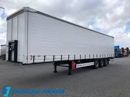 sliding curtain semi trailer Kaessbohrer , 2018