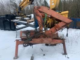 loader crane Hiab Hiab 650 kappaletavaranosturi