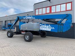 articulated boom lift wheeled Genie Z 34/22 2005