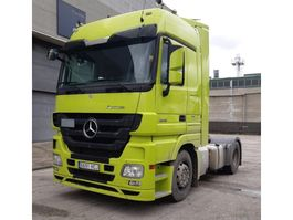 cab over engine Mercedes Benz ACTROS 1846 // RETARDER 2011