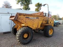 wheel dump truck Benford 9000 PTR 2000