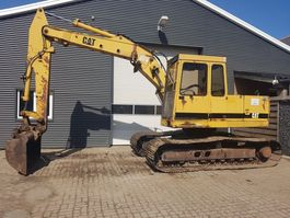 crawler excavator Caterpillar 214