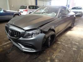Coupé-PKW Mercedes Benz C 63 AMG S/Perf-Sitze/Pano/Driver's Package 2019