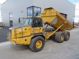articulated dump truck Bell B30D 2011