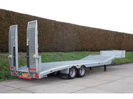 semi lowloader semi trailer Veldhuizen Semi-dieplader oplegger 2019