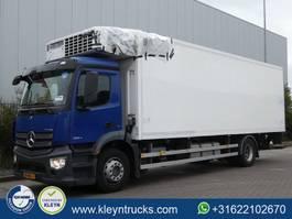 refrigerated truck Mercedes Benz ANTOS 1824 2013