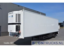 refrigerated semi trailer Floor FLO 12 102 | THERMOKING SB3 * TAIL LIFT 1997