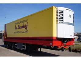 refrigerated semi trailer Samro Koel/ Vries Thermo King Spectrum / 2000KG Tailgate / APK: 27-07-2020 2004