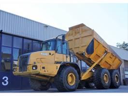 articulated dump truck Bell B40D 2007