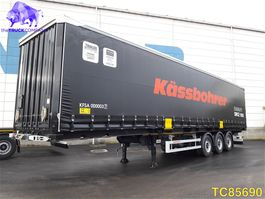 container chassis semi trailer Kaessbohrer SHG.L Container Transport 2018