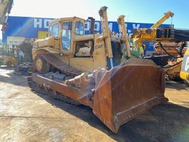 crawler dozer Caterpillar D 8 N