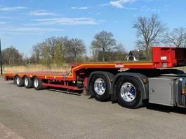lowloader semi trailer Nooteboom OSD 48-03 V/L 2002