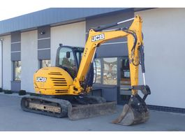 crawler excavator JCB 8085 ZTS 2013